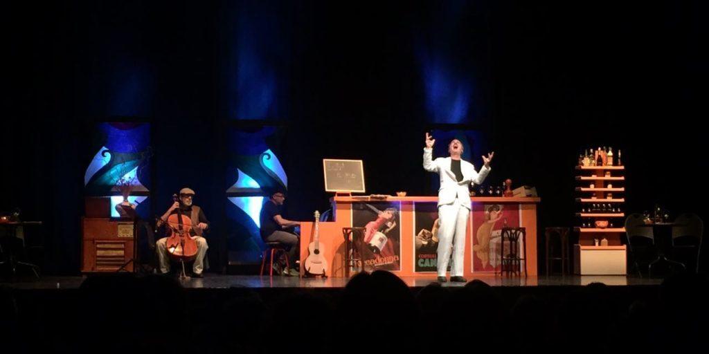 Teatro Laterale spettacolo